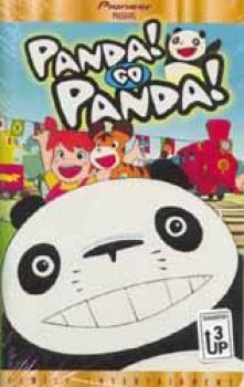Panda! Go panda! DVD
