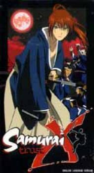 Samurai X vol 1 Dubbed NTSC