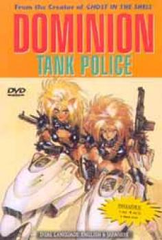 Dominion tank police parts 1 and 2 DVD