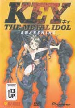 Key the metal idol vol 1 DVD