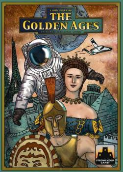 The Golden Ages Board Game - Core Set