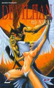 Devilman tome 2