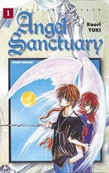 Angel sanctuary tome 01