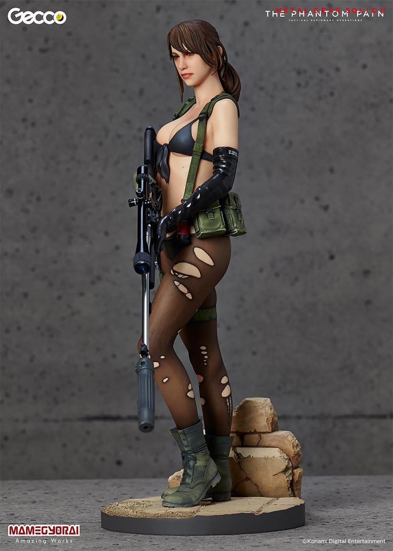 Hentai metal quiet gear solid Metal Gear