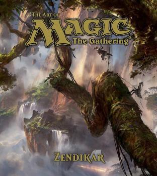 Art of Magic the Gathering - Zendikar HC