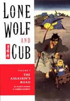 Lone wolf and cub vol 01 TP