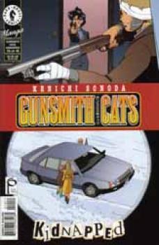 Gunsmith cats Part 7 Kidnapped 10