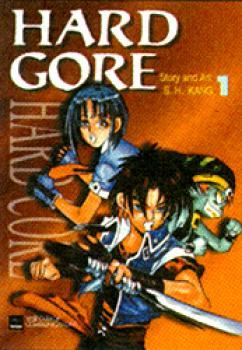 Hard gore vol 1 GN