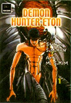 Demon hunter Eton vol 1 GN