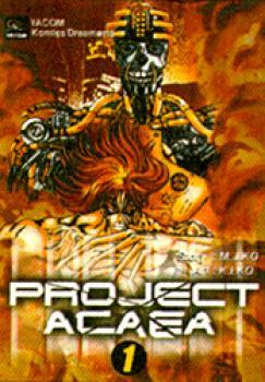 Project Acaea vol 1 GN