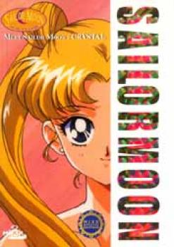 Sailor Moon scout guide Meet sailor moon: crystal