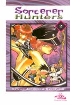 Sorcerer hunters vol 02