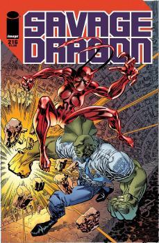 SAVAGE DRAGON #216 (MR)