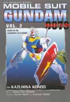 Mobile suit Gundam 0079 vol 2 TP
