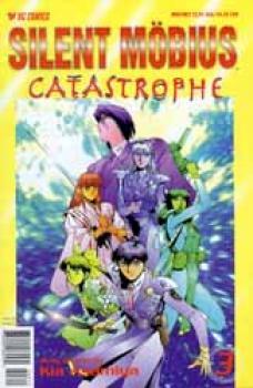Silent mobius Catastrophe 3