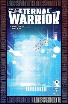 WRATH OF THE ETERNAL WARRIOR #8 CVR A ALLEN