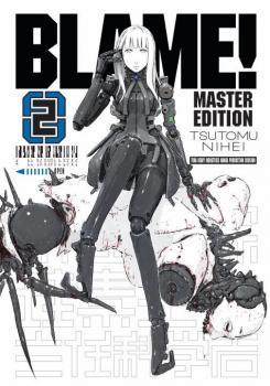 BLAME! Master Edition vol 02 GN Manga