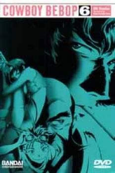 Cowboy Bebop Session 6 DVD