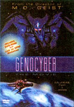 Genocyber The collection DVD