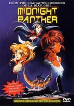 Midnight panther DVD