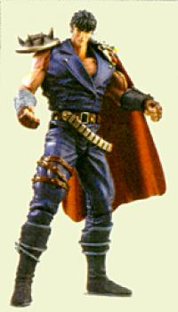 Fist of the North star action figures Kenshiro deluxe