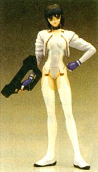 Ghost in the shell Action figure White out
