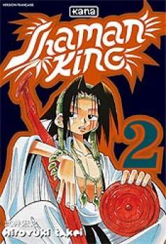 Shaman king tome 02