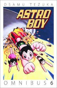 Astro Boy Omnibus vol 06 GN Manga
