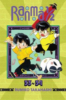Ranma 1/2 Omnibus vol 17 GN Manga