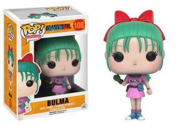 Dragonball Pop Vinyl Figure - Bulma