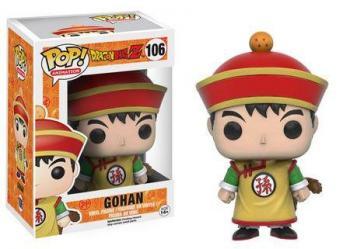 Dragon Ball Z  Pop Vinyl PVC Figure - Kid Gohan