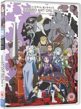 Sword art online 2 Part 04 DVD UK