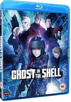Ghost in the Shell Arise The New Movie Blu-Ray UK