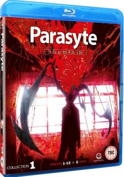 Parasyte The Maxim Part 01 Blu-Ray UK