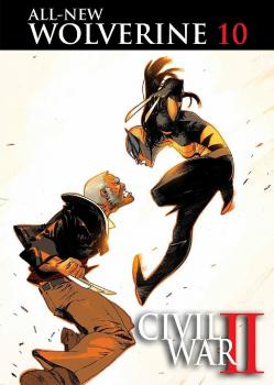 ALL NEW WOLVERINE #10