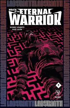 WRATH OF THE ETERNAL WARRIOR #9 CVR A ALLEN