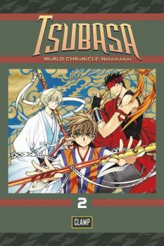 Tsubasa WoRLD CHRoNiCLE vol 03 GN Manga