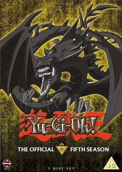 Yu-Gi-Oh Series 05 DVD UK