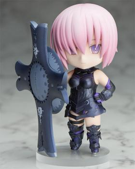 Fate/grand Order Chara-frome Plus Action Figure - Shielder / Mash Kyrielight