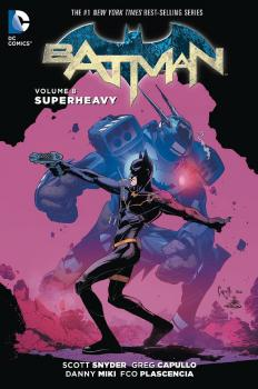 BATMAN VOL. 08: SUPERHEAVY (TRADE PAPERBACK)
