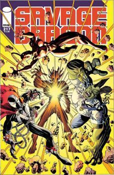 SAVAGE DRAGON #217 (MR)