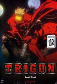 Trigun vol 2 Lost past DVD