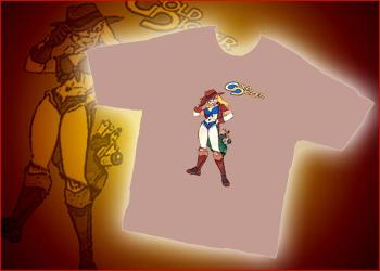 Gold digger Gina T-shirt L