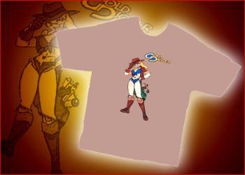 Gold digger Gina T-shirt XL