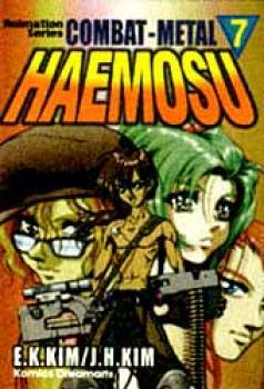 Combat-metal Haemosu vol 7