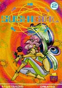 Sushi girl pocket mixx vol 2