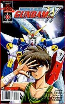 Gundam wing 4