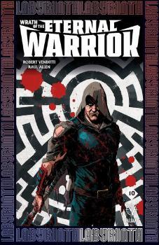 WRATH OF THE ETERNAL WARRIOR #10 CVR A ALLEN