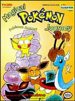 Magical Pokemon journey part 1: 3 Pokemon holliday