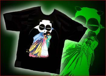Ranma 1/2 Dream wedding T-shirt L